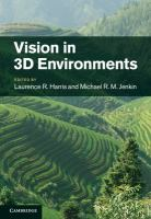 Vision in 3D environments [electronic resource]