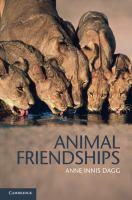 Animal friendships [electronic resource]