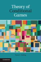 Theory of conditional games [electronic resource]