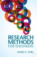 Research methods for engineers [electronic resource]