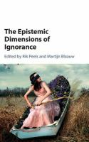 Epistemic dimensions of ignorance /