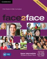 Face2face Upper Intermediate Student's Book With DVD-ROM And Online Workbook Pack (Revised)