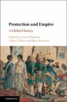 Protection and empire : a global history /