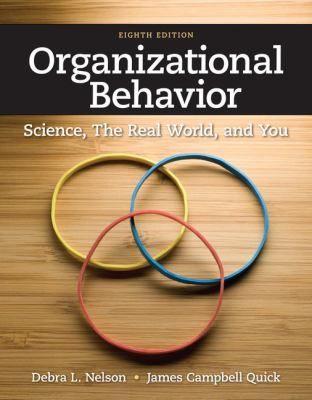 cover of the book Organizational Behavior