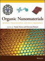 Organic nanomaterials [electronic resource] : synthesis, characterization, and device applications