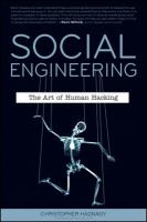 Social engineering [electronic resource] : the art of human hacking