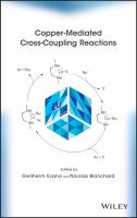 Copper-mediated cross-coupling reactions [electronic resource]