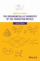 The organometallic chemistry of the transition metals [electronic resource]