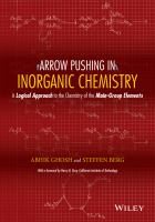 Arrow pushing in inorganic chemistry : a logical approach to the chemistry of the main-group elements