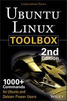 Ubuntu Linux toolbox : 1000+ commands for Ubuntu and Debian power users