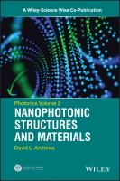 Nanophotonic structures and materials [electronic resource]