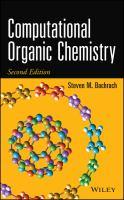 Computational organic chemistry [electronic resource]
