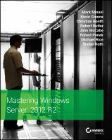Mastering windows server 2012