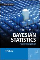 Bayesian statistics [electronic resource] : an introduction