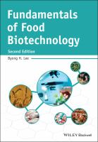 Fundamentals of food biotechnology [electronic resource]