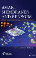 Smart membranes and sensors [electronic resource] : synthesis, characterization, and applications