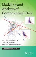 Modelling and analysis of compositional data [electronic resource]
