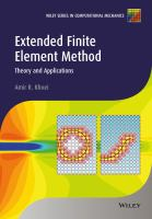 Extended finite element method [electronic resource] : theory and applications
