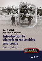 Introduction to aircraft aeroelasticity and loads [electronic resource]