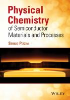 Physical chemistry of semiconductor materials and processes [electronic resource]