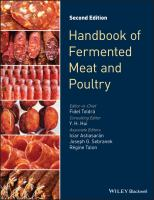 Handbook of fermented meat and poultry [electronic resource]
