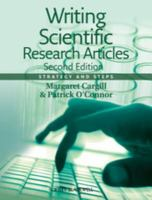Writing scientific research articles [electronic resource] : strategy and steps