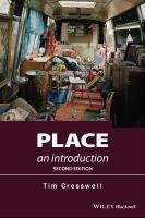 Place : an introduction