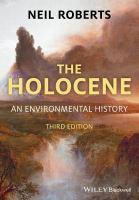 Holocene : an environmental history