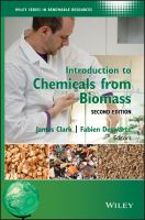 Introduction to chemicals from biomass [electronic resource]