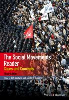 The social movements reader : cases and concepts
