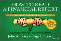 How to read a financial report : wringing vital signs out of the numbers