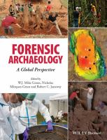 Forensic archaeology [electronic resource] : a global perspective