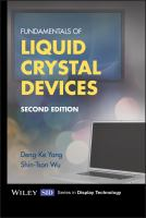Fundamentals of liquid crystal devices [electronic resource]