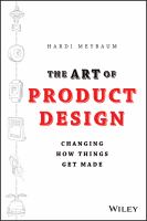 The art of product design : changing how things get made