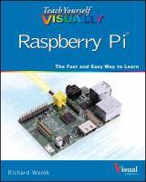 Teach yourself visually Raspberry Pi