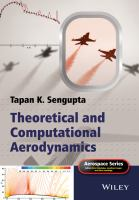 Theoretical and computational aerodynamics [electronic resource]
