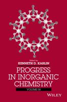 Progress in inorganic chemistry. Volume 58 [electronic resource]