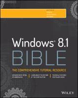 Windows 8.1 Bible