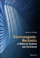 Electromagneto-mechanics of material systems and structures [electronic resource]
