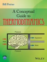 A conceptual guide to thermodynamics [electronic resource]