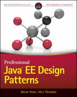 Professional Java EE design patterns [electronic resource]