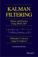 Kalman filtering [electronic resource] : theory and practice using MATLAB