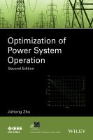 Optimization of power system operation [electronic resource]