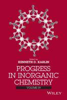 Progress in inorganic chemistry. Volume 59 [electronic resource]