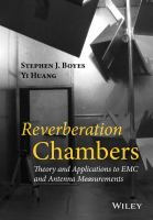 Reverberation chambers [electronic resource] : theory and applications to EMC and antenna measurements