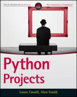 Python projects [electronic resource]