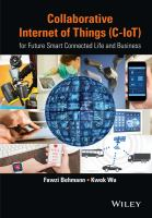 Collaborative internet of things (C-IoT) [electronic resource] : for future smart connected life and business