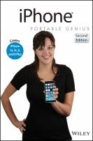 Iphone portable genius [electronic resource]