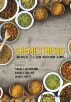 Chemesthesis [electronic resource] : chemical touch in food and eating