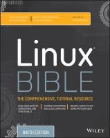 Linux bible [electronic resource]